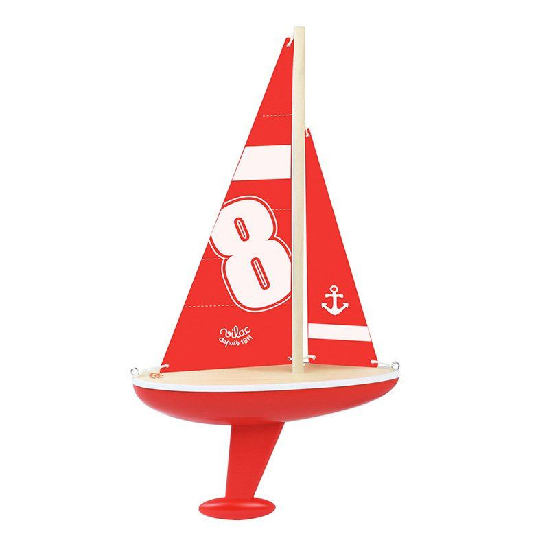Barca a vela vilac di vilac un bel regalo per bambini for Accessori per barca a vela