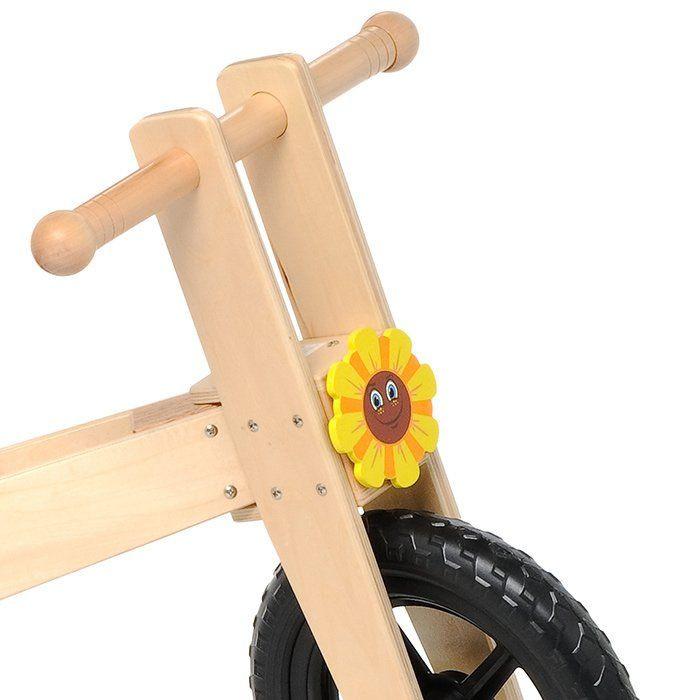 Bicicletta senza pedali legno di vedes un bel regalo per - Pitturare legno senza carteggiare ...