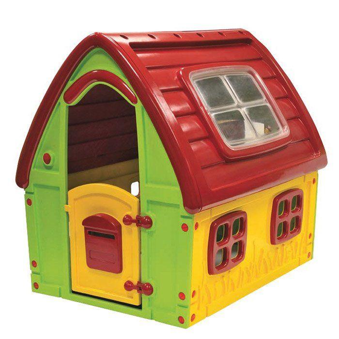Casa da giardino per bambini fairytale di vedes un bel for Case per bambini da giardino