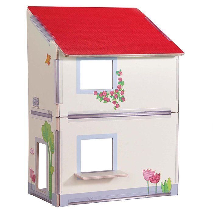 Casa delle bambole in legno di haba un bel regalo per - Casa delle bambole in legno ikea ...