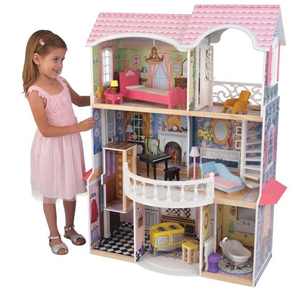 casa delle bambole kidkraft magnolia