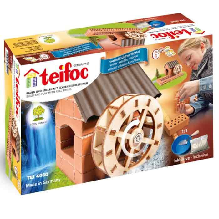 Mulino Gioco per Bambini di Teifoc - un bel regalo per bambini