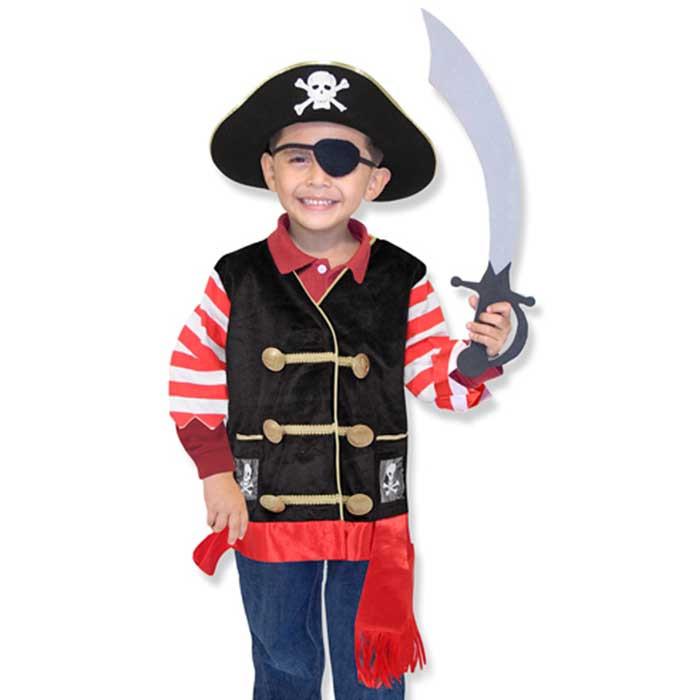 Conosciuto Vestito da Pirata per Bambini di Melissa Doug - un bel regalo per bamb FM59