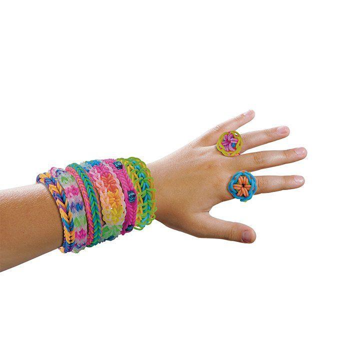Set crea i tuoi bracciali di craze un bel regalo per bambini for Crea i tuoi progetti di casa