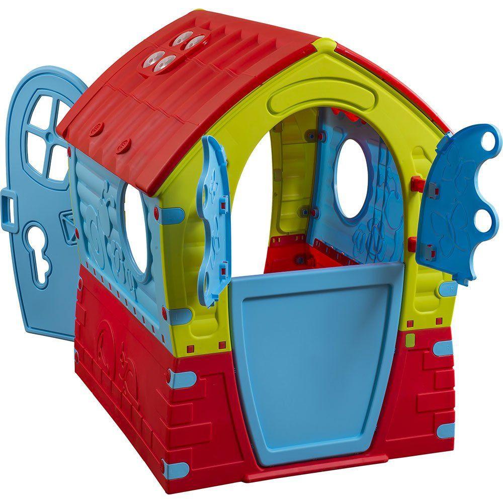 Casa da giardino per bambini di starplast un bel regalo for Case per bambini da giardino