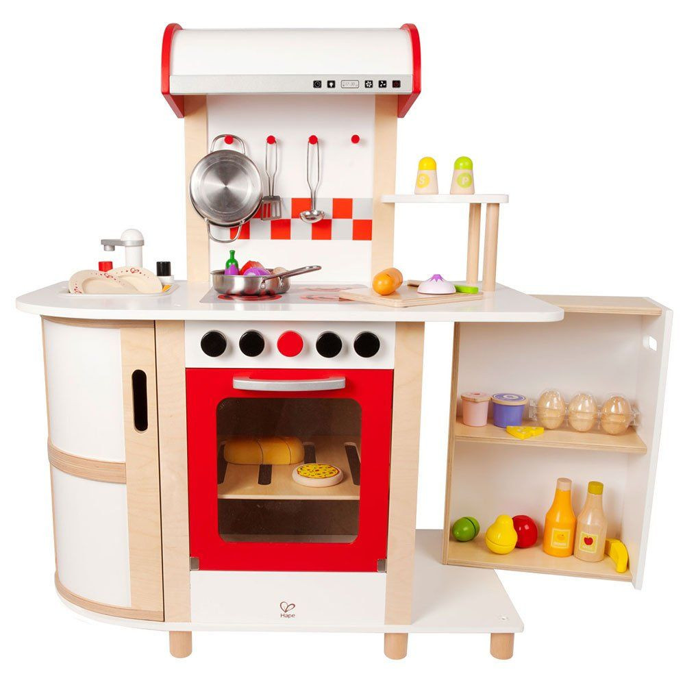 Cucina giocattolo hape di vedes un bel regalo per bambini for Cucina giocattolo