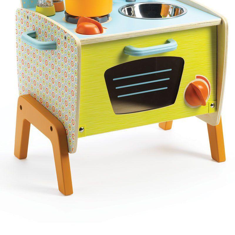 Cucina in Legno Bambini Gaby di Djeco - un bel regalo per bambini