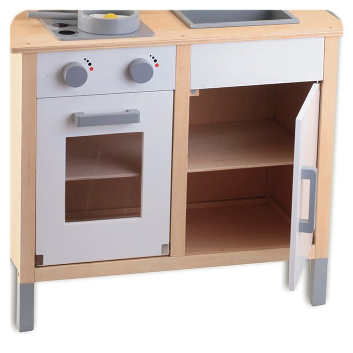 4df7537c77354b Cucina in Legno per Bambini Cucina giocattolo per bambini Accessori Cucina  Giocattolo