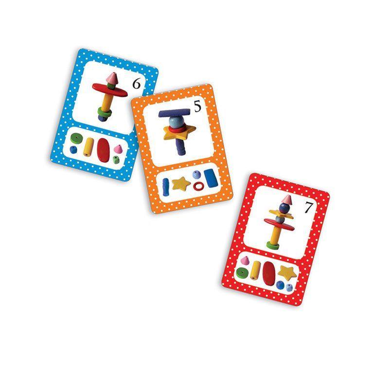 Djeco gioco da tavolo totem zen di djeco un bel regalo - Totem palo modelli per bambini ...