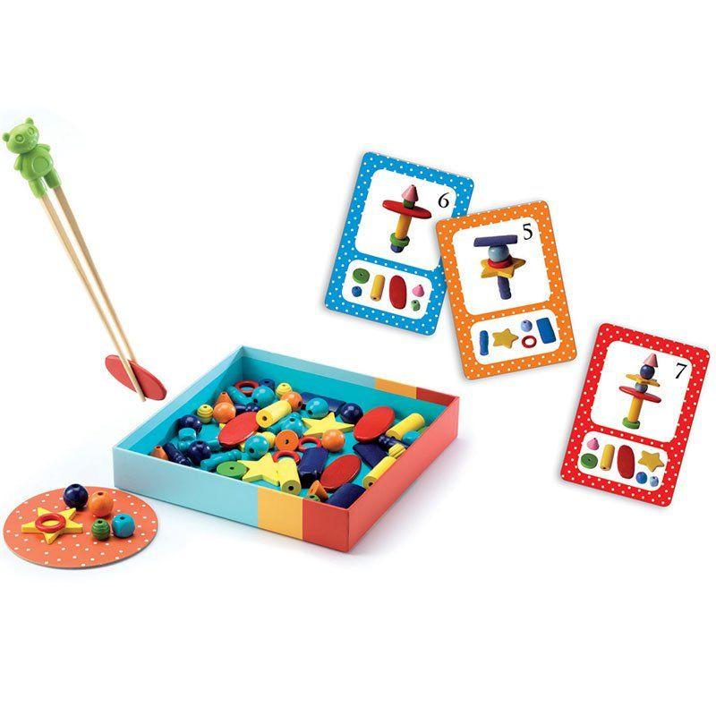Djeco gioco da tavolo totem zen di djeco un bel regalo per bambini - Voodoo gioco da tavolo ...