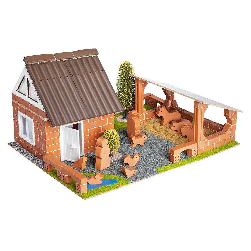 Fattoria degli animali gioco di teifoc un bel regalo per for Case da costruire