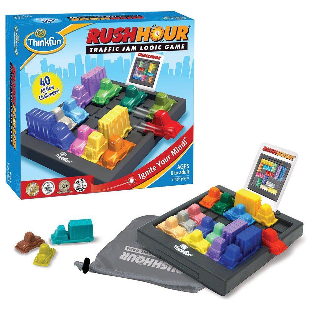 Gioco da tavolo rush hour di thinkfun un bel regalo per bambini - Waterloo gioco da tavolo ...