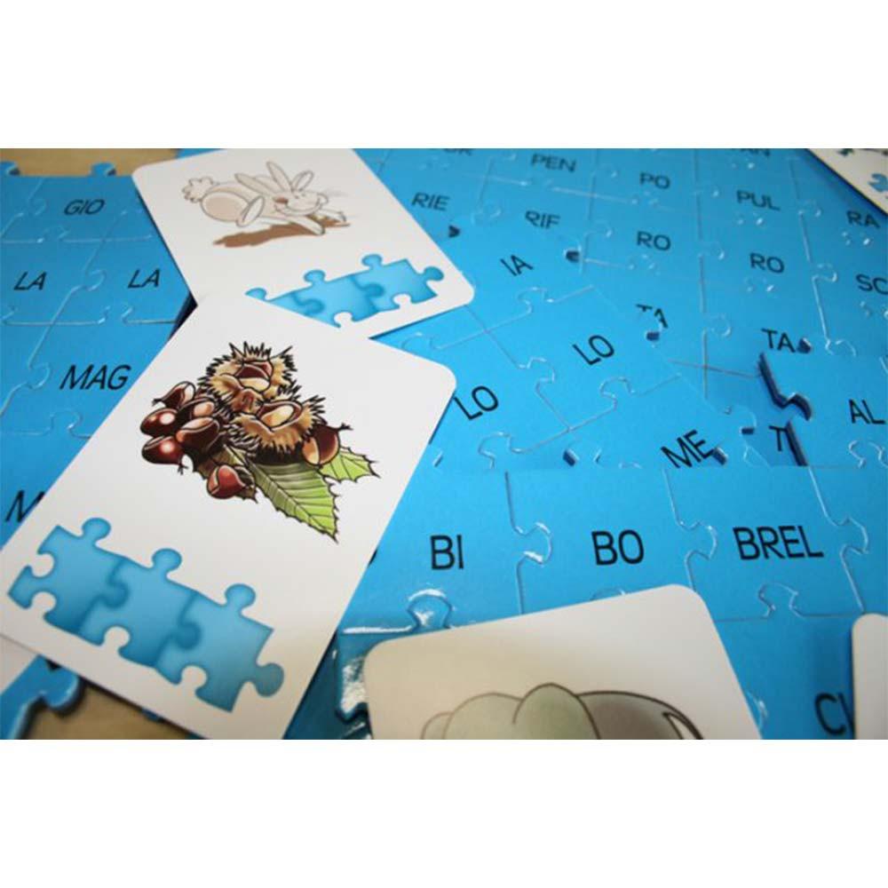 Gioco da tavolo sillabandia un bel regalo per bambini - Waterloo gioco da tavolo ...