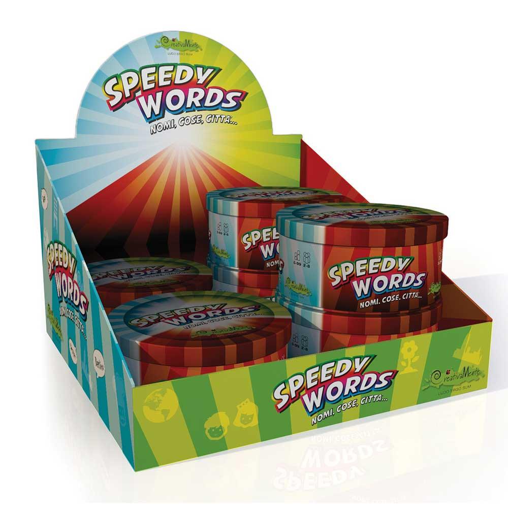 Gioco da tavolo speedy words di 4m un bel regalo per bambini - Waterloo gioco da tavolo ...