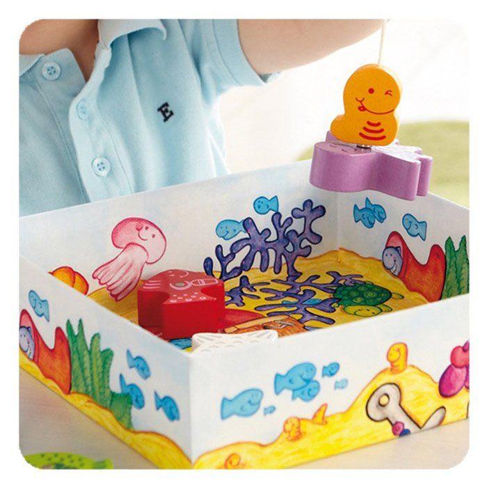 Gioco da tavolo pesca con calamite di haba un bel regalo per bambini - Waterloo gioco da tavolo ...