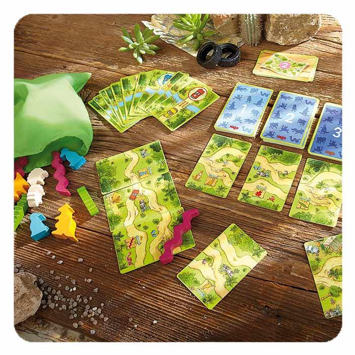 Gioco da tavolo taxi wildlife di haba un bel regalo per - Voodoo gioco da tavolo ...
