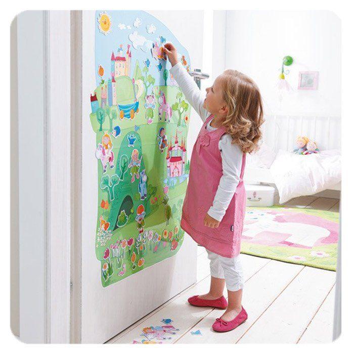 Pannelli magnetici da parete fate di haba un bel regalo for Pannelli da parete
