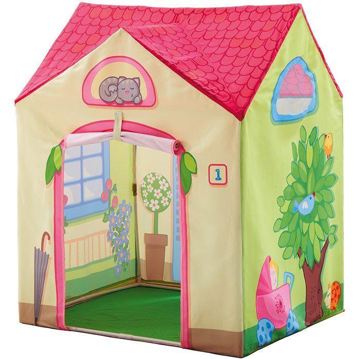 tenda gioco bambino  Tenda Gioco Lilli di Haba - un bel regalo per bambini
