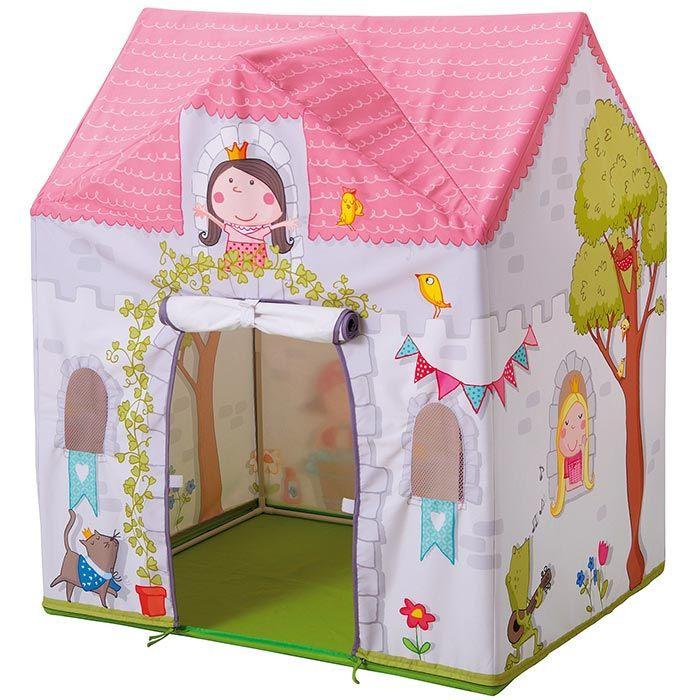 tenda gioco haba per bambine di haba un bel regalo per. Black Bedroom Furniture Sets. Home Design Ideas