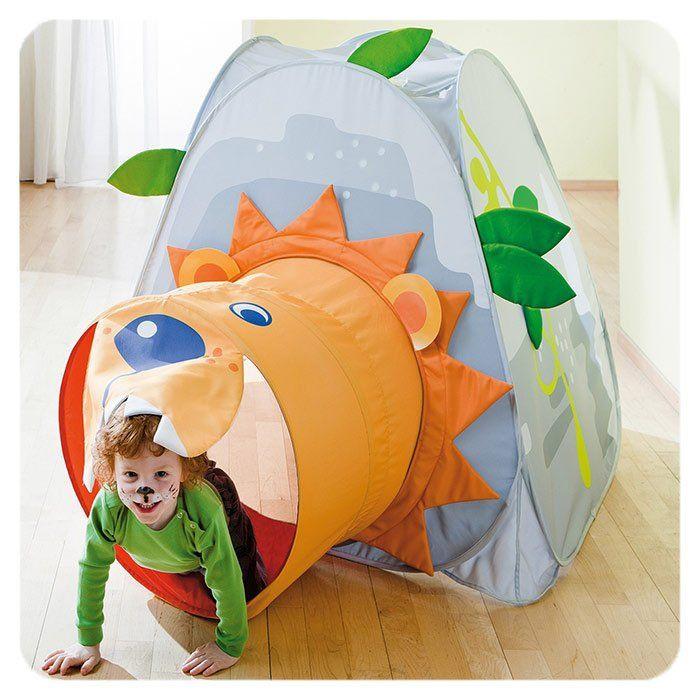 tenda gioco bambino  Tenda Gioco per Bambini di Haba - un bel regalo per bambini