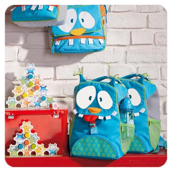 Zainetto per bambini mini mostro di haba un bel regalo - Mini cucina per bambini ...