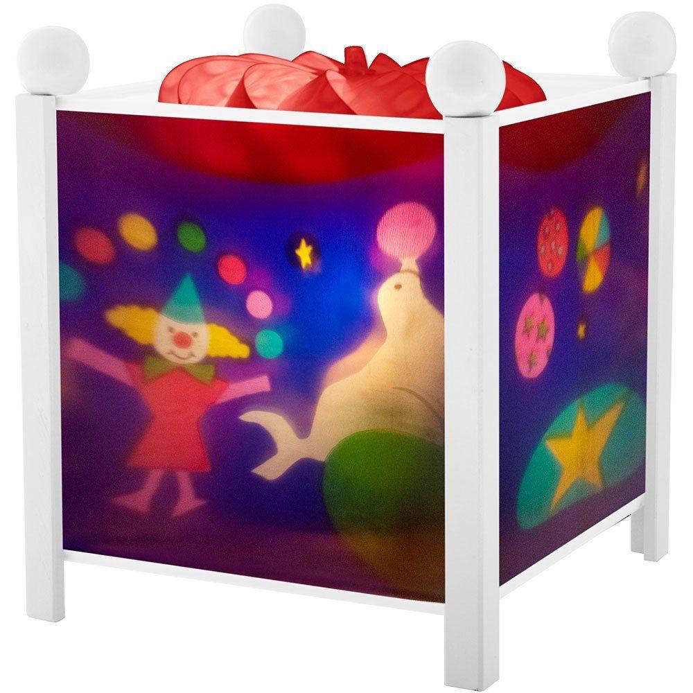 Lampada cameretta circo di trousselier un bel regalo per bambini - Lampada per cameretta ...