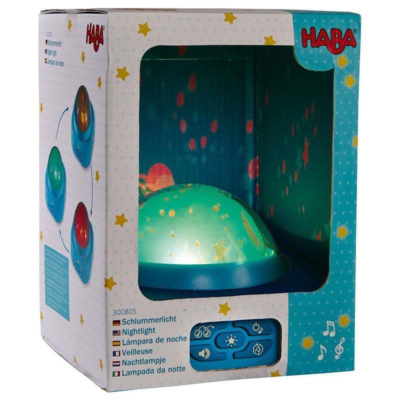 Lampada Proiettore Stelle di Haba - un bel regalo per bambini