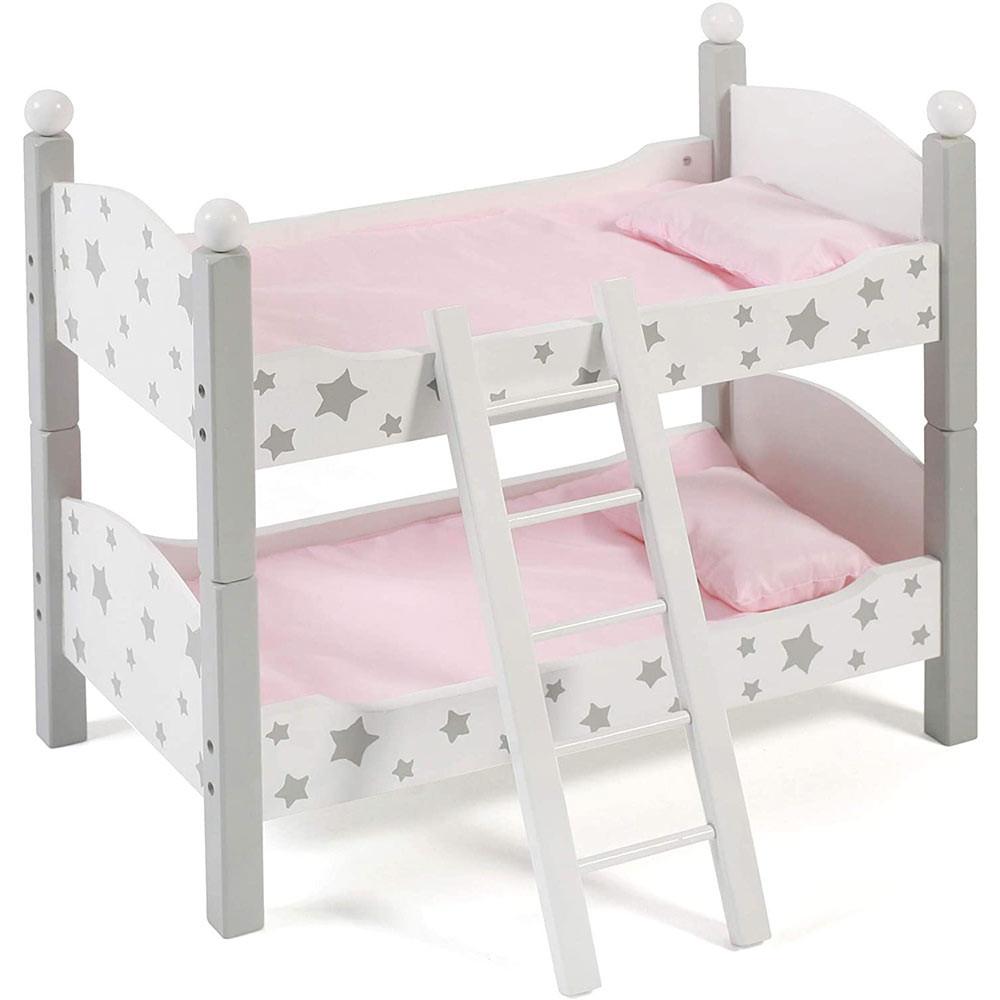 Letto a Castello per Bambole Stars - un bel regalo per bambini