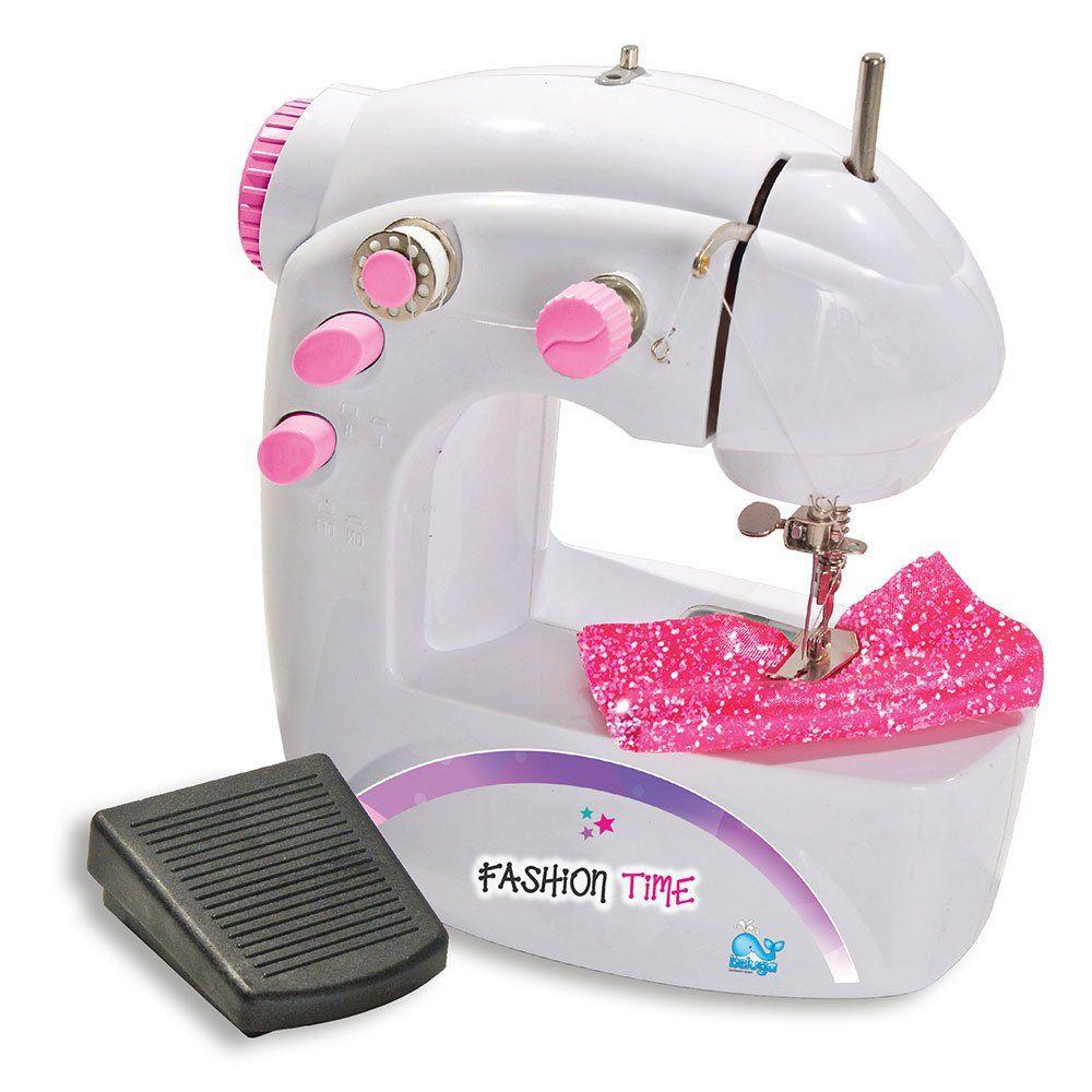 Macchina da cucire per bambini di beluga un bel regalo for Lidl offerte della settimana macchina da cucire