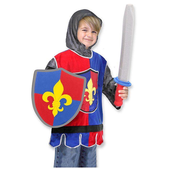 Vestito da Cavaliere per Bambini di Melissa Doug - un bel regalo per b 650372ef7675
