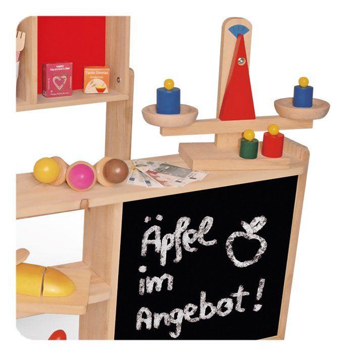 Mercato in legno di beluga un bel regalo per bambini - Lavagnette per cucina ...
