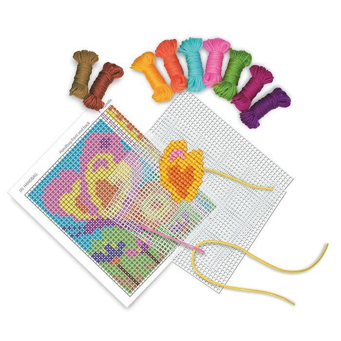 Punto croce per bambini di 4m un bel regalo per bambini for Punto a croce bambini