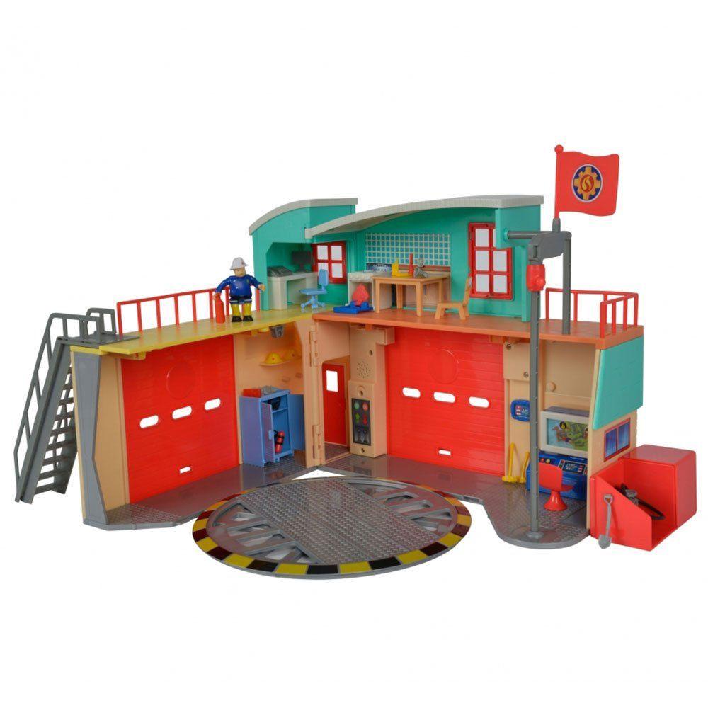 sam il pompiere caserma dei vigili del fuoco stazione dei. Black Bedroom Furniture Sets. Home Design Ideas