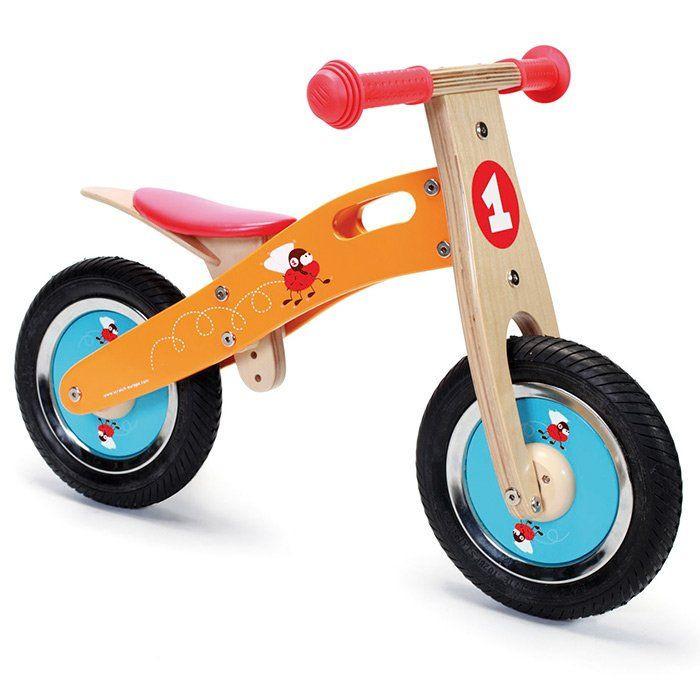 Prima Bicicletta Senza Pedali