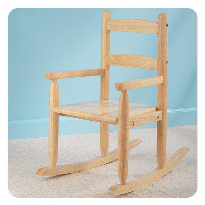Sedia a dondolo per bambini di kidkraft un bel regalo - Sedia a dondolo bambini ...