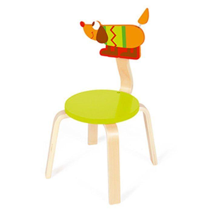 Sedia Per Bambini Cagnolino Di Scratch Un Bel Regalo Per