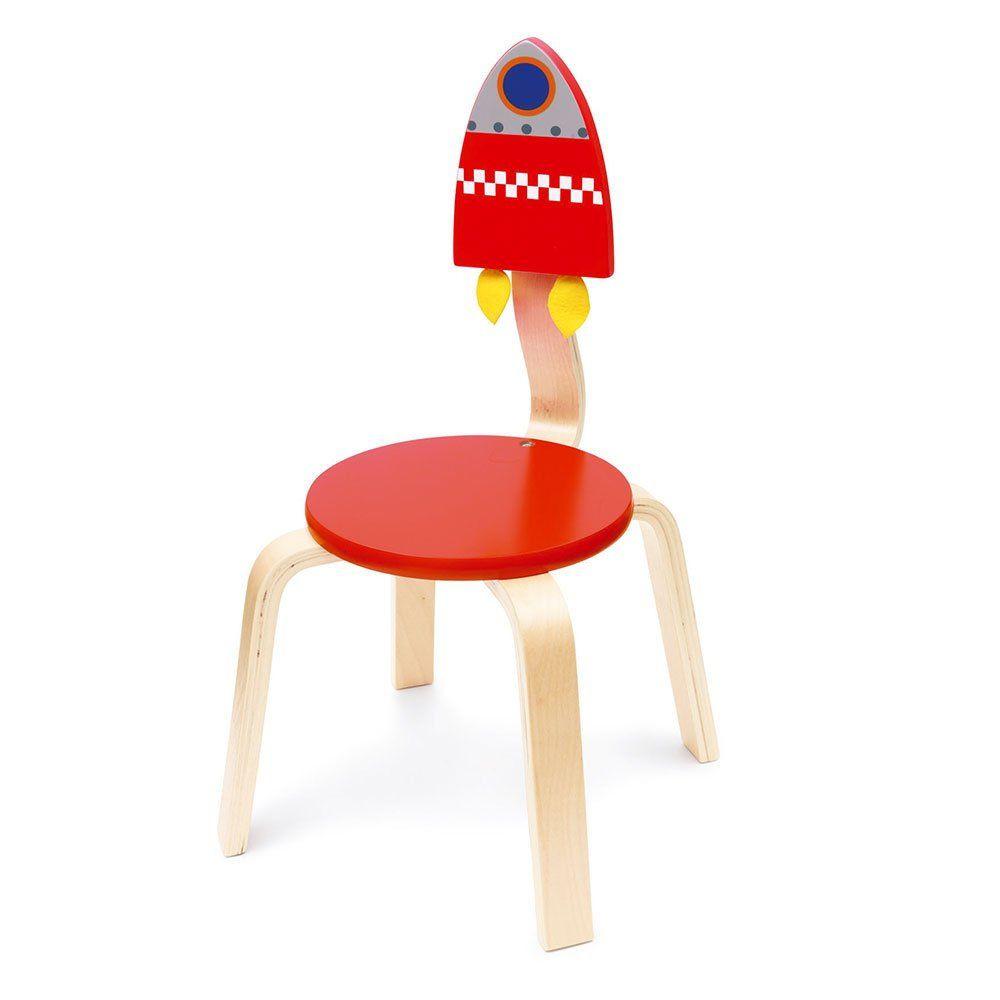 Sedia per bambini spazio di scratch un bel regalo per for Tavolo e sedia bambini