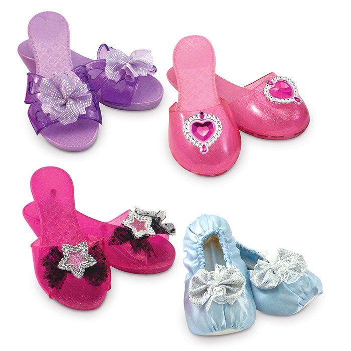 Dress Up Childrens Shoes