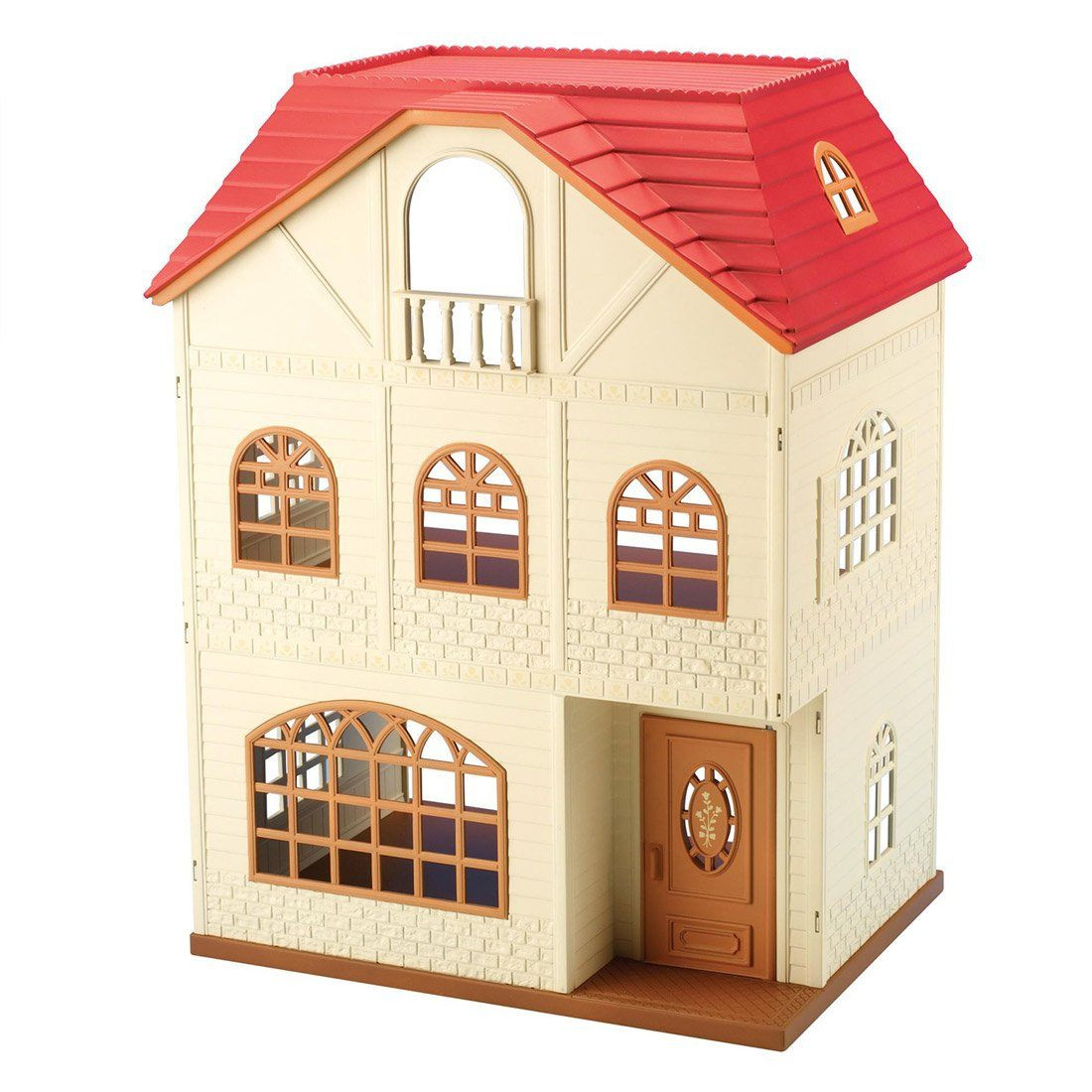 Sylvanian families casa tre piani di sylvanian families for Piani di casa e altro ancora