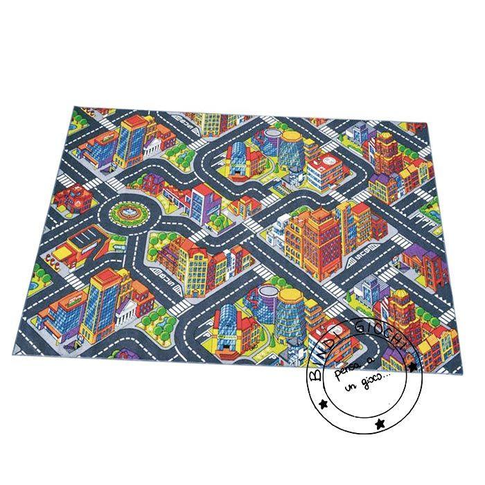 Tappeti camera ragazzi idee per il design della casa for Grancasa tappeti