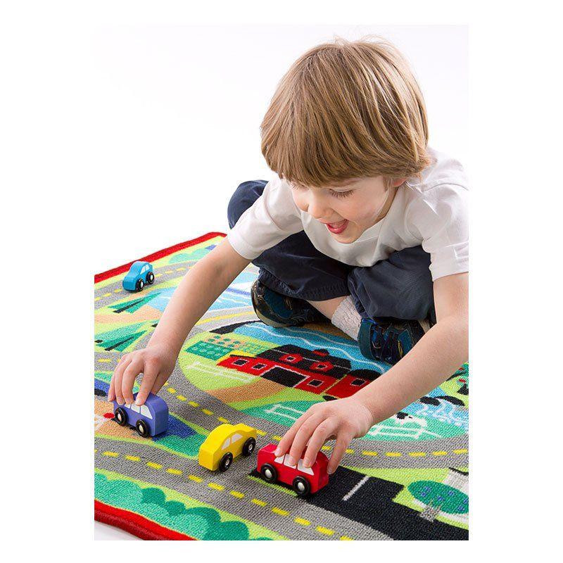 Tappeto gioco citt di melissa doug un bel regalo per - Tappeto per neonati ...