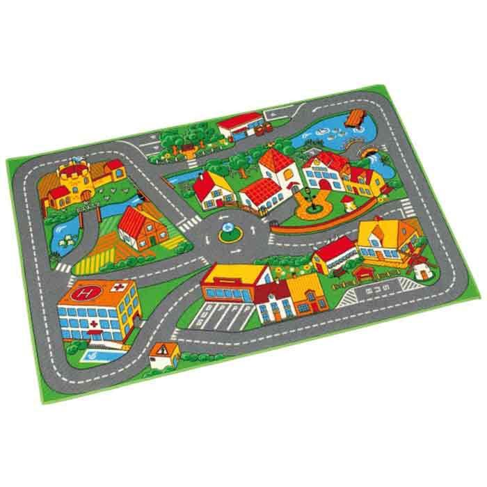 Tappeto stradale per bambini di associated weavers un bel regalo per - Tappeti ikea bambini ...