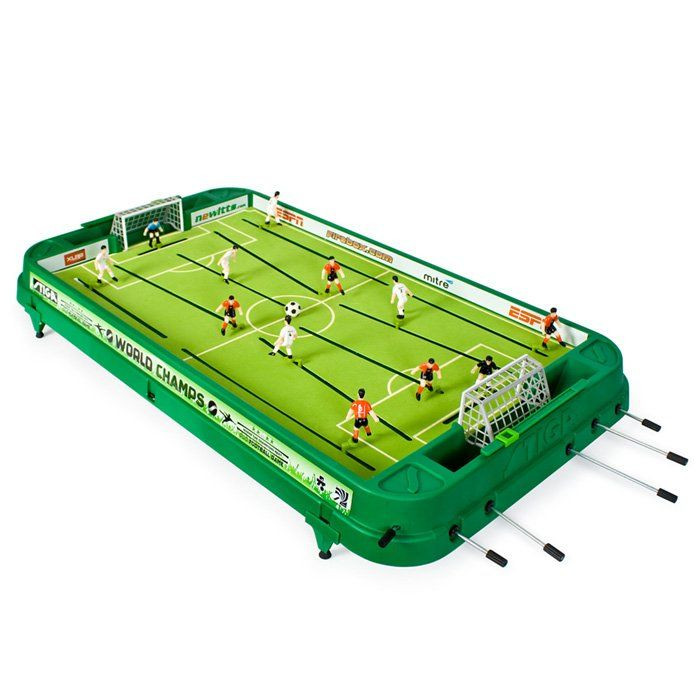 Calcio balilla di stiga un bel regalo per bambini - Calcio balilla da tavolo ...