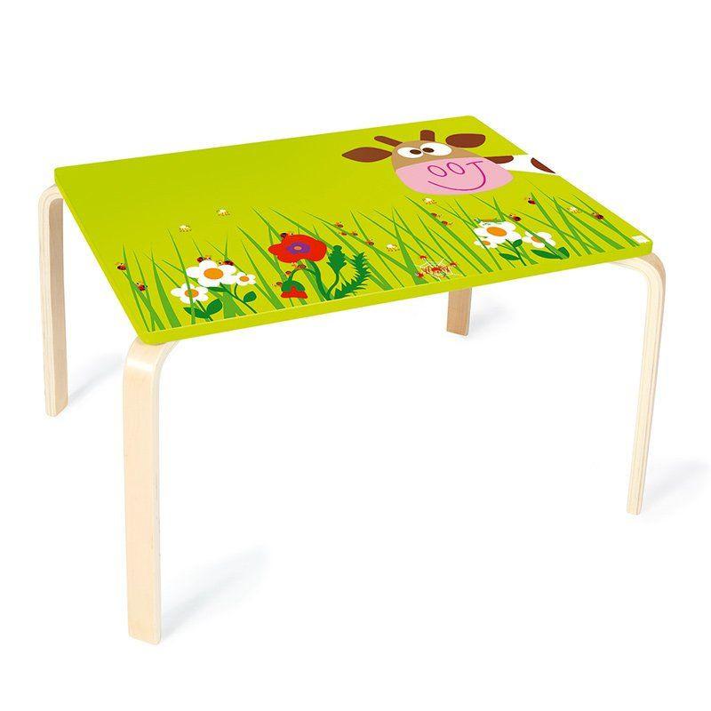 Tavolo Per Bambini Mucca Marie Di Scratch Un Bel Regalo