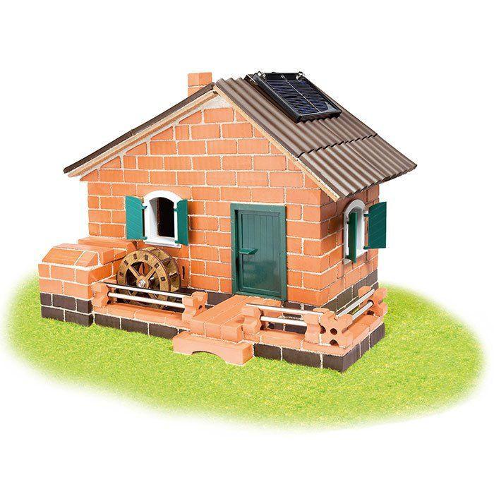 Casa mulino gioco per bambini di teifoc un bel regalo - Costruire casa da soli ...