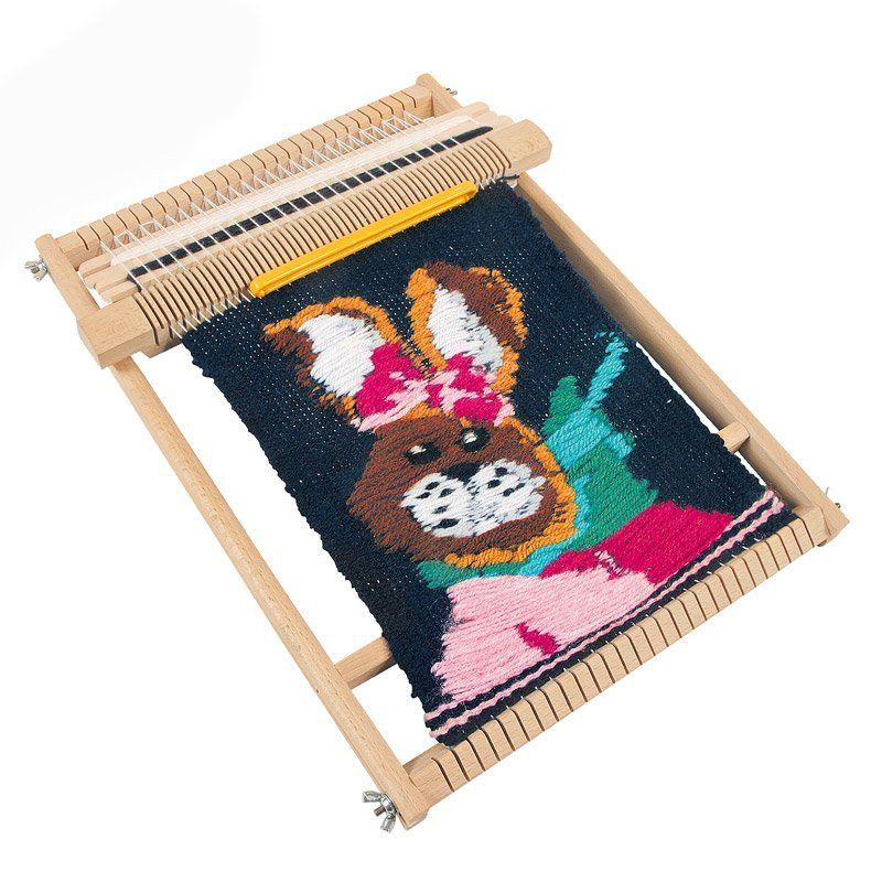 Telaio per bambini giocattolo di allg uer webrahmen un for Cerco in regalo tutto per bambini