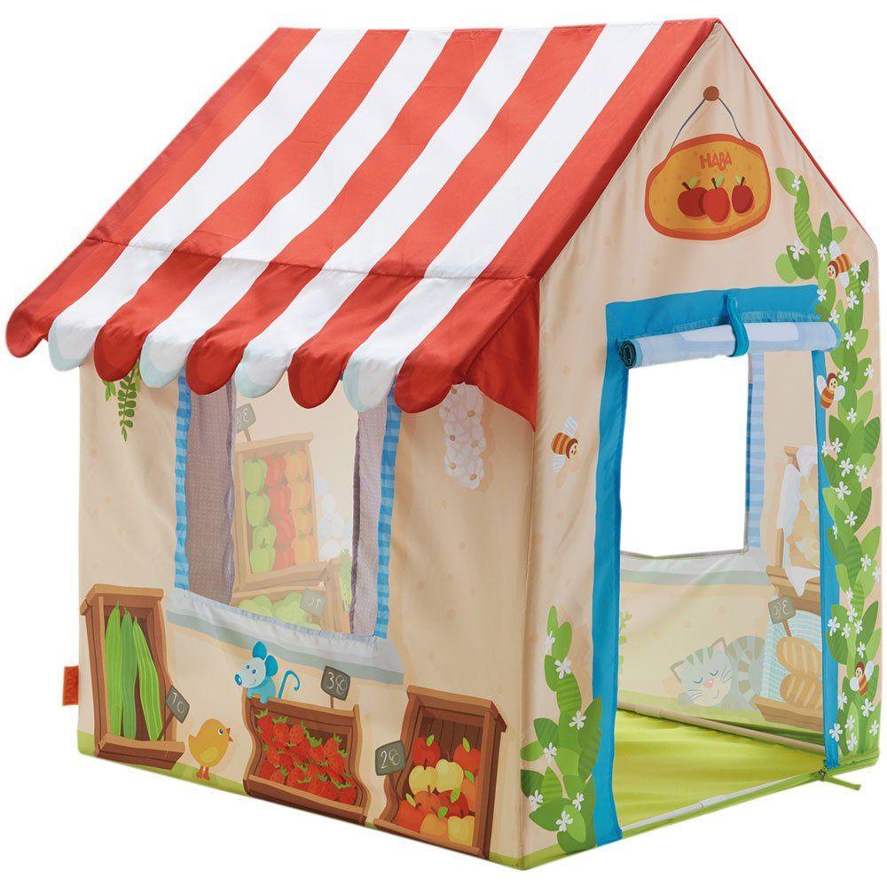 Tenda gioco mercato tenda per bambini haba tende gioco - Tende bambini ikea ...