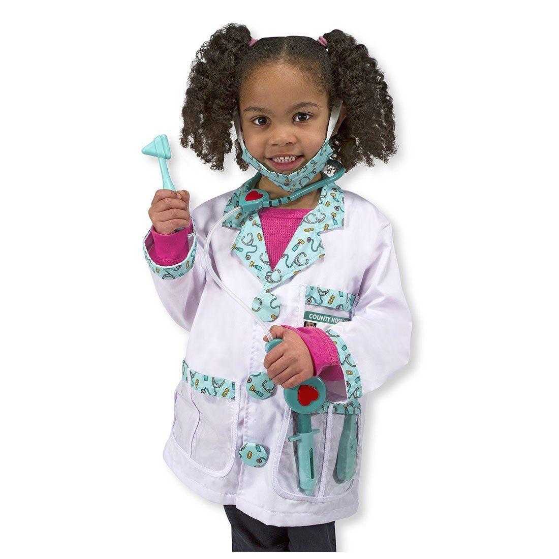 ... Melissa Doug. Vestito da Mago di. Vestito da Dottore per Bambini 78765cf8ce9e