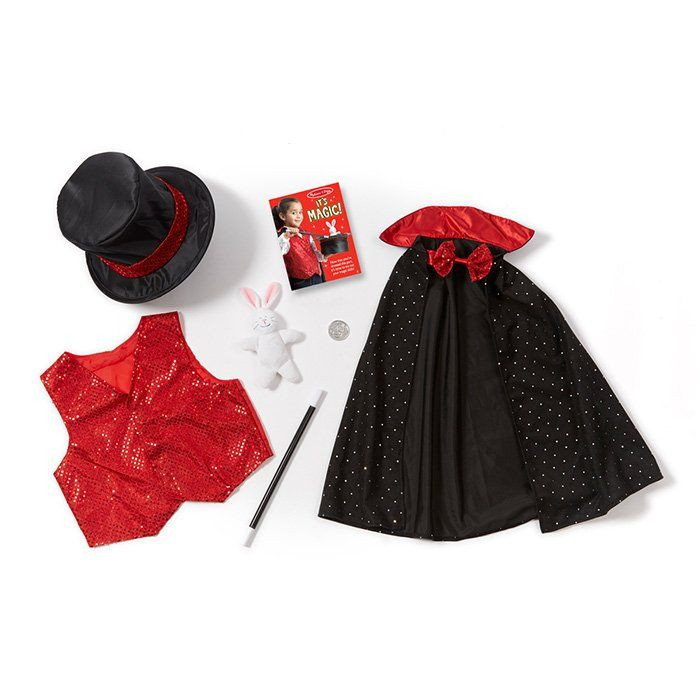 Vestito da Mago di Melissa Doug - un bel regalo per bambini c700a8eaa9ec