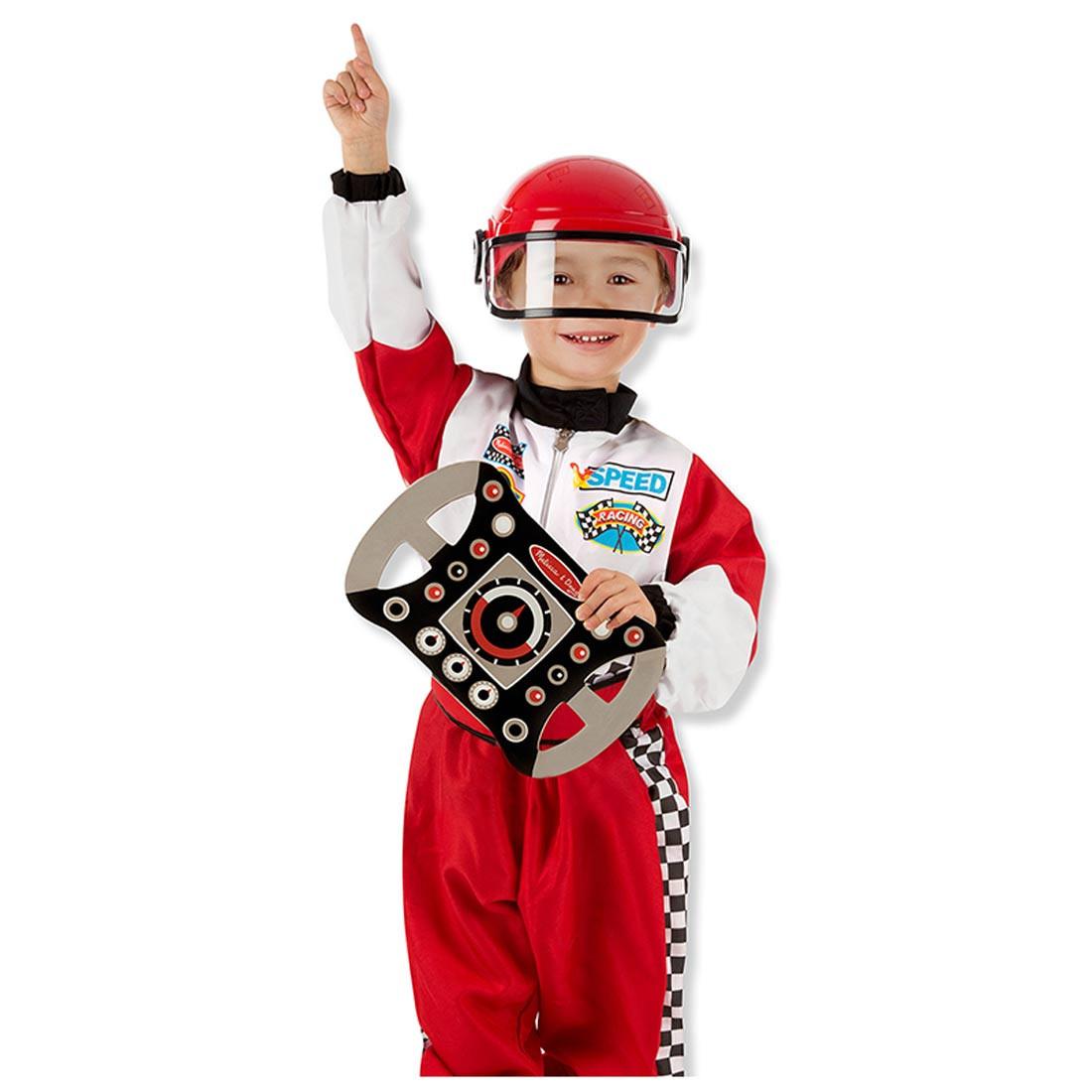Kit da Pilota di Formula Uno di Melissa Doug - un bel regalo per bambi 4b772e673bfc